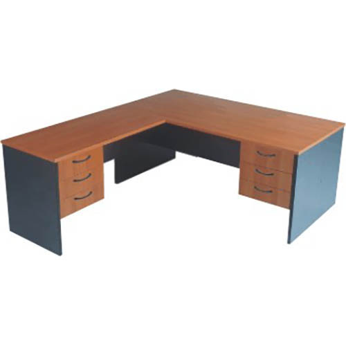 Newport Desk And Return