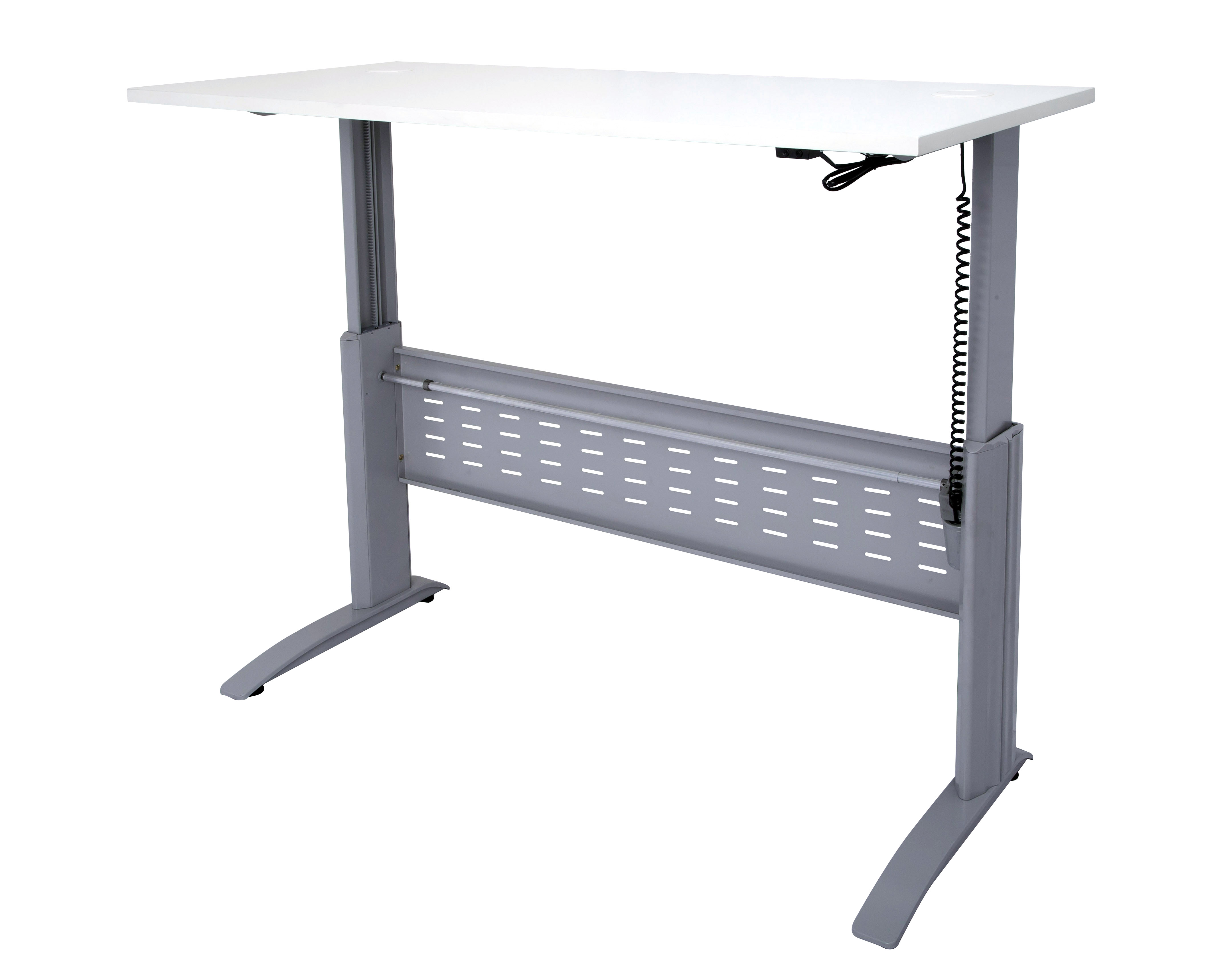 Sit And Stand Electric Desk
